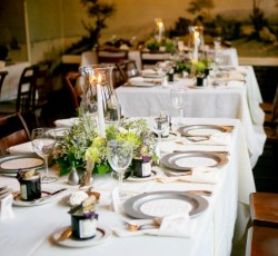 Room Capacities and Catering Menus