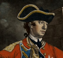 Major General William Howe