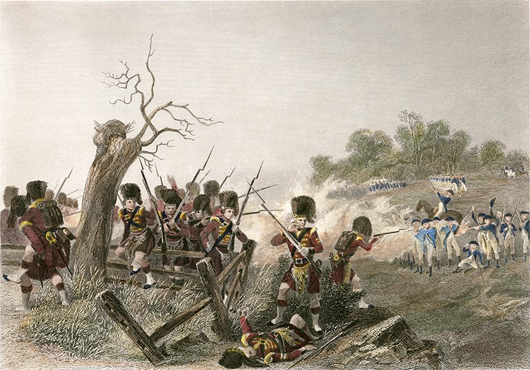 what year was the battle of long island