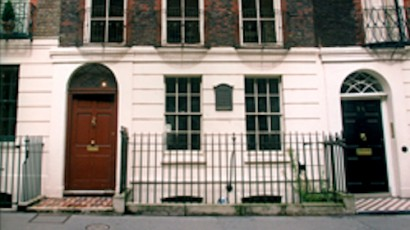 Benjamin Franklin House, London