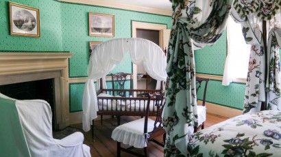 Virtually Visit the Chintz Room