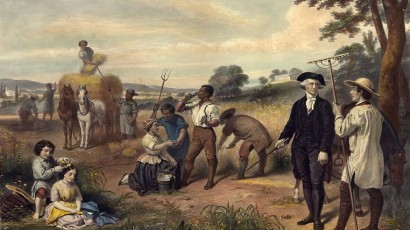 Farming at Mount Vernon