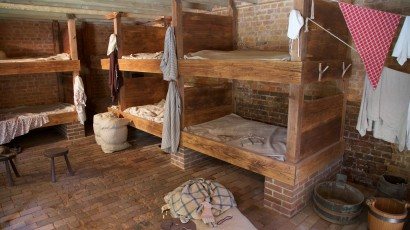 The Enslaved People of Mount Vernon Tour