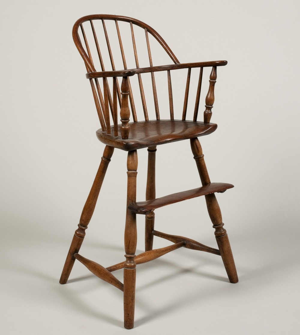 Childu0027s Windsor High Chair & Nellyu0027s World: Artifacts from the Collections · George Washingtonu0027s ...