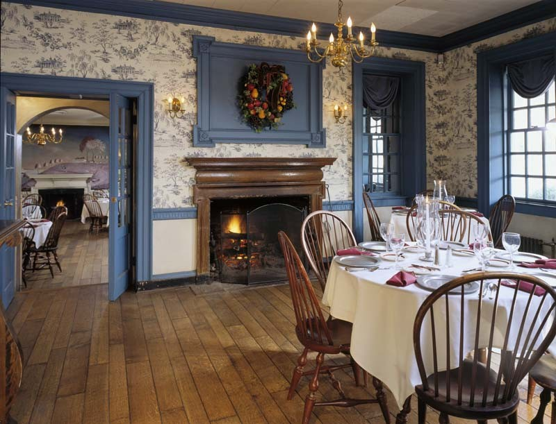 Where To Eat George Washingtons Mount Vernon