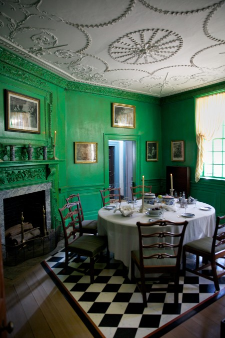Room By Room 183 George Washington S Mount Vernon
