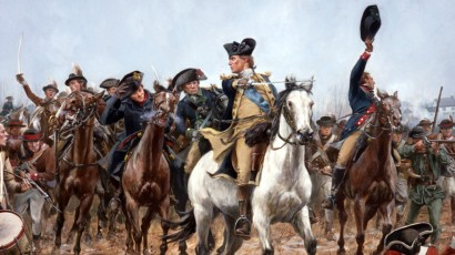 10 Facts about Washington's Crossing of the Delaware River ...