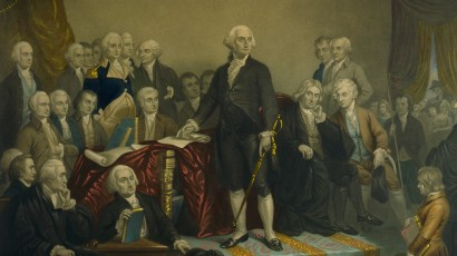 Ten Facts About Washington's Presidency