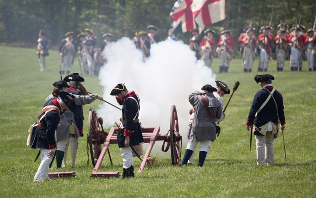 Revolutionary War Weekend