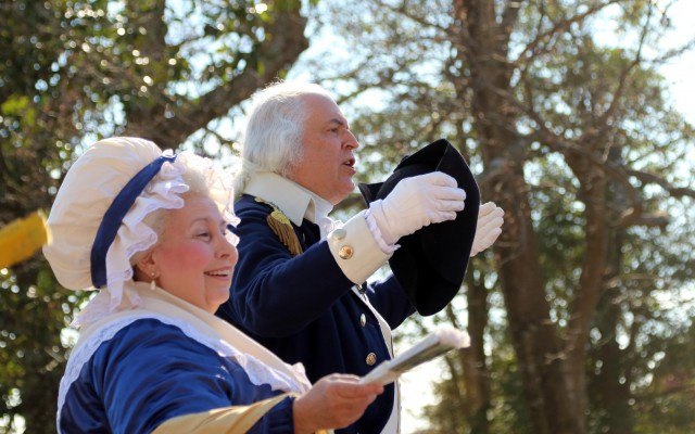 George Washington's 287th Birthday