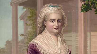 10 Facts About Martha Washington
