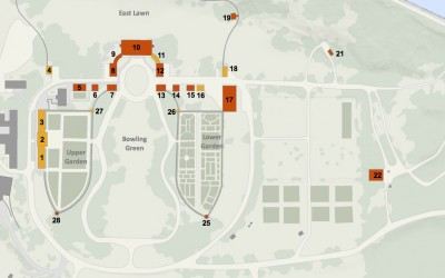 Maps 183 George Washington S Mount Vernon