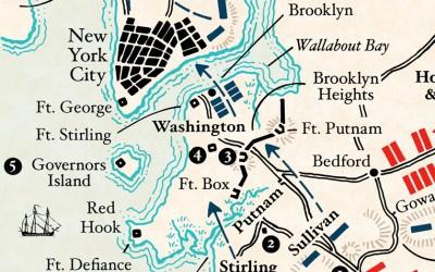 Maps George Washingtons Mount Vernon