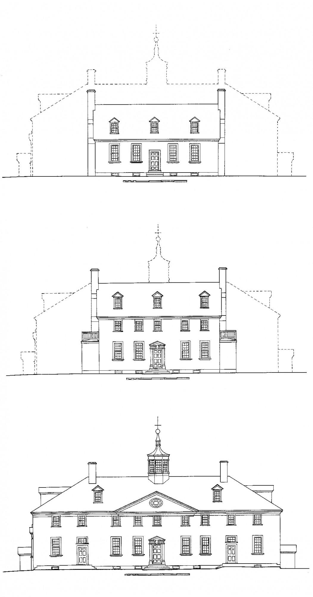 Front Parlor Timeline George Washingtons Mount Vernon