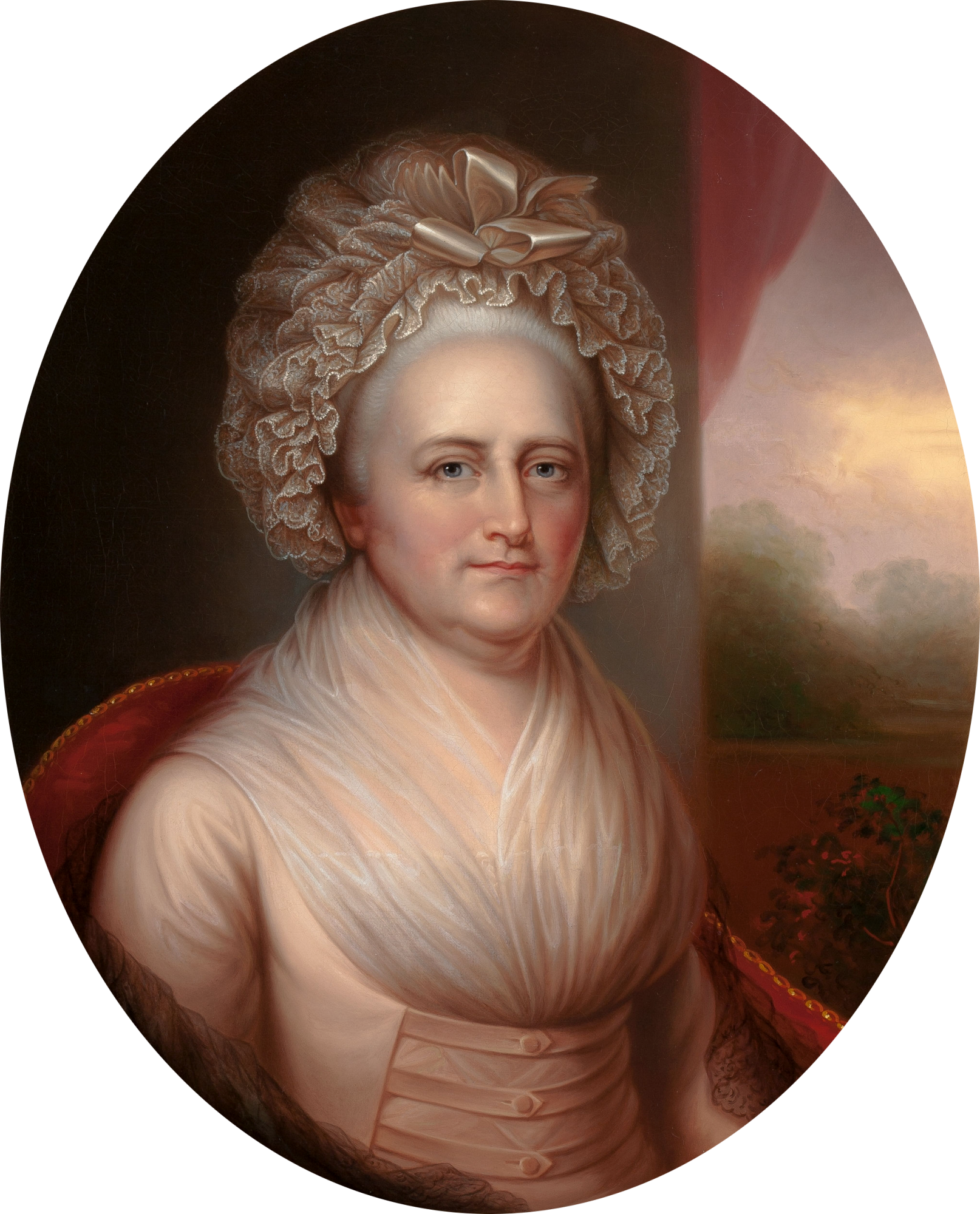 martha washington and george washingtons relationship with his wife