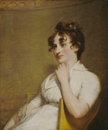 Birth of Eleanor Parke Custis