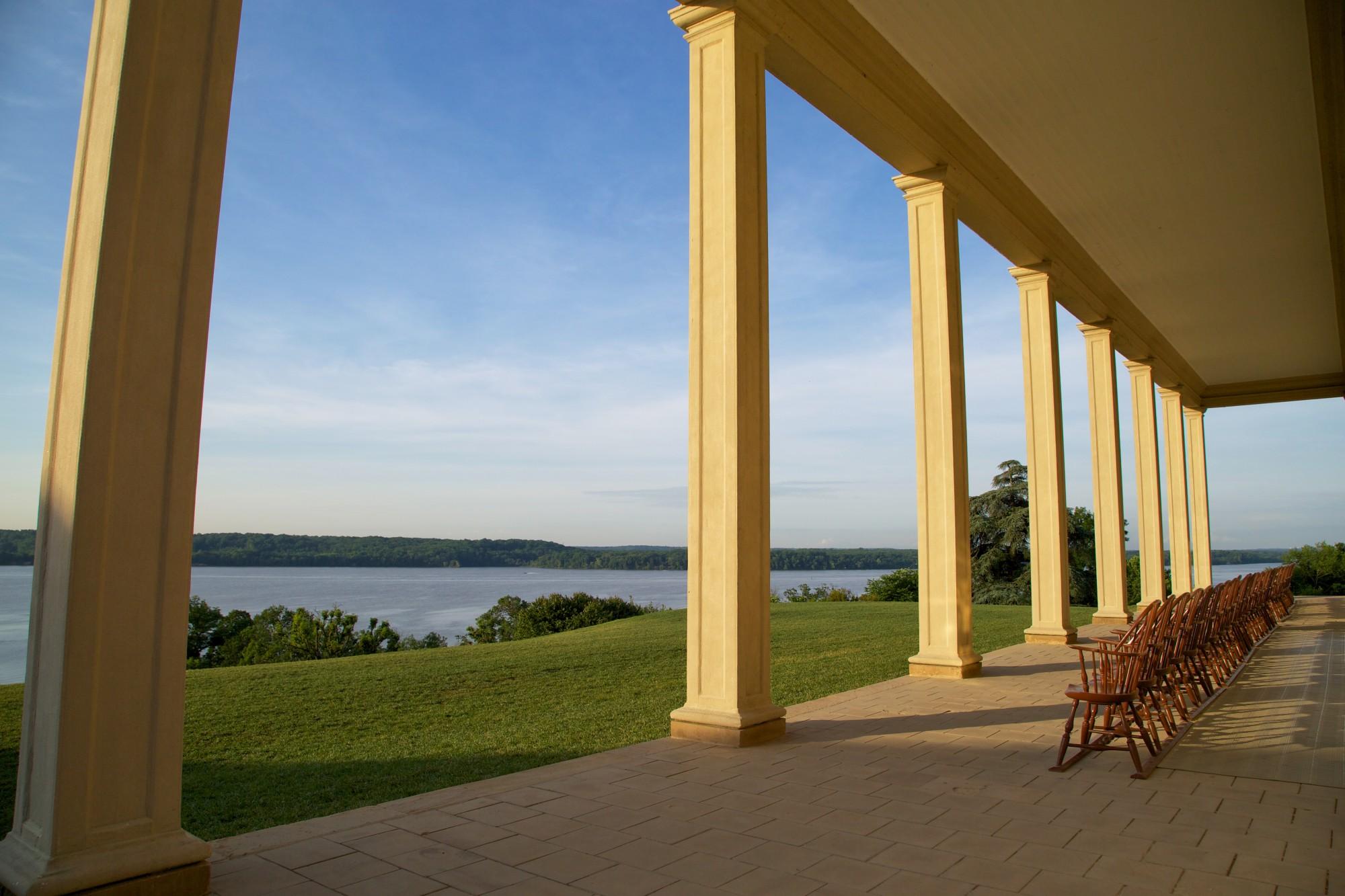 Viewshed 183 George Washington S Mount Vernon