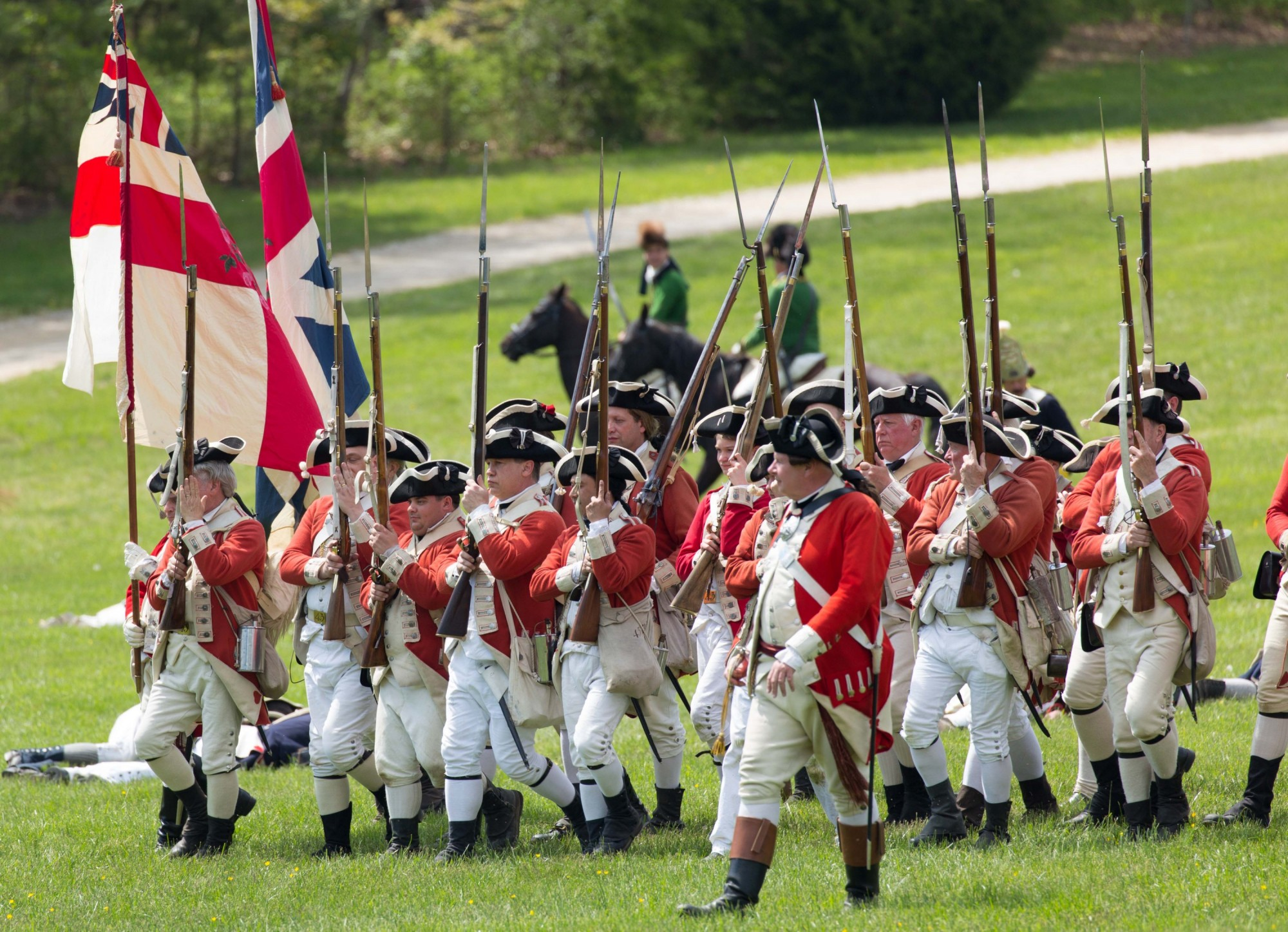 Revolutionary War Weekend · George Washington's Mount Vernon