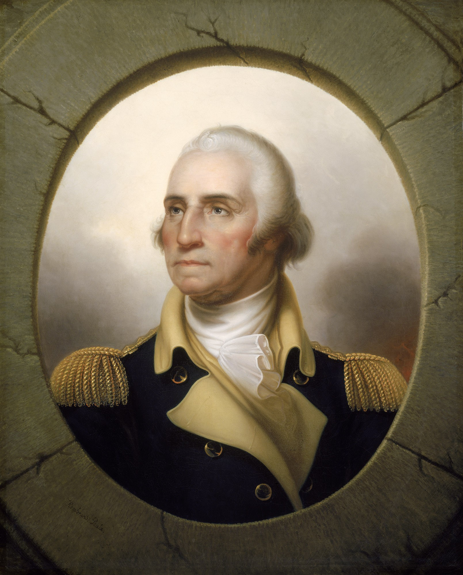 Famous George Washington Paintings