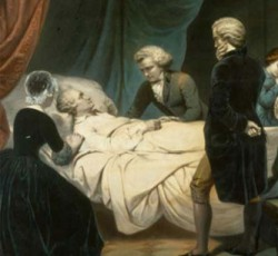 The Death of Washington
