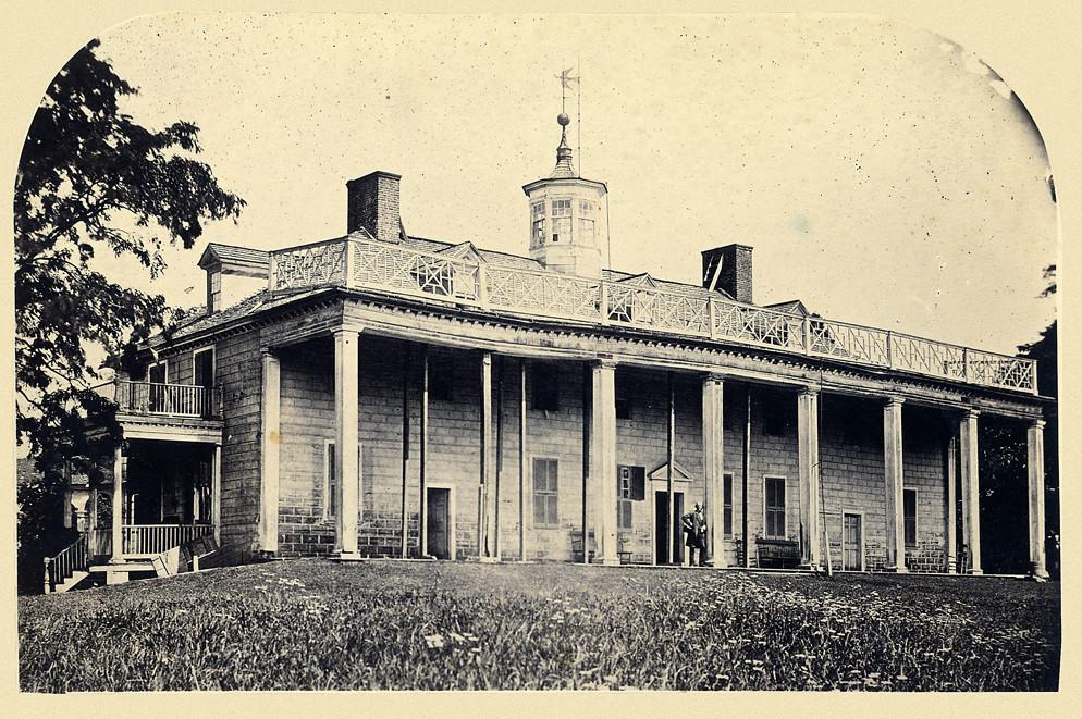The Mansion 183 George Washington S Mount Vernon
