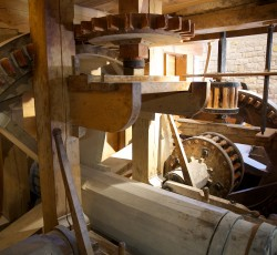 Distillery & Gristmill Tours