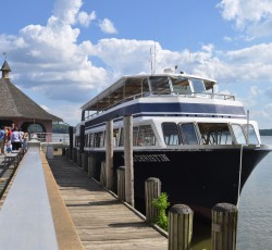 Discounted Potomac River Sightseeing Cruises
