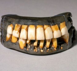 Washington's Tooth Troubles