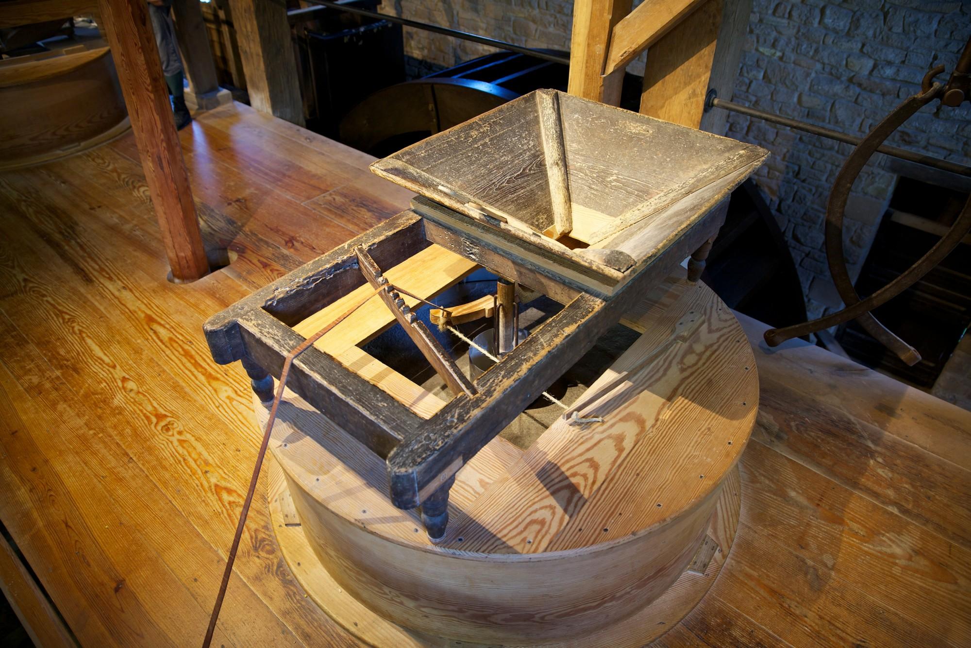 Gristmill · George Washington's Mount Vernon