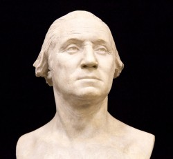 Houdon's Life Mask of George Washington