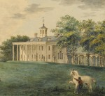 Early Views of the Mansion