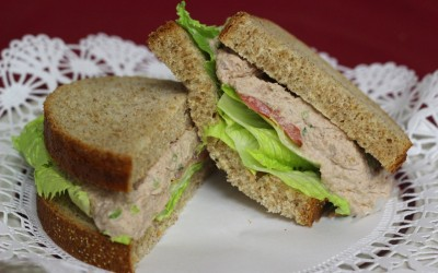 Tuna Sandwitch