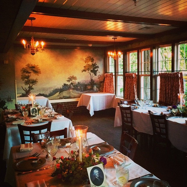 Mount Vernon Dining Room: Mount Vernon Inn Restaurant · George Washington's Mount Vernon