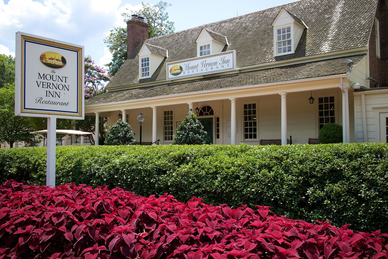Mount Vernon Inn Restaurant George Washingtons Mount Vernon