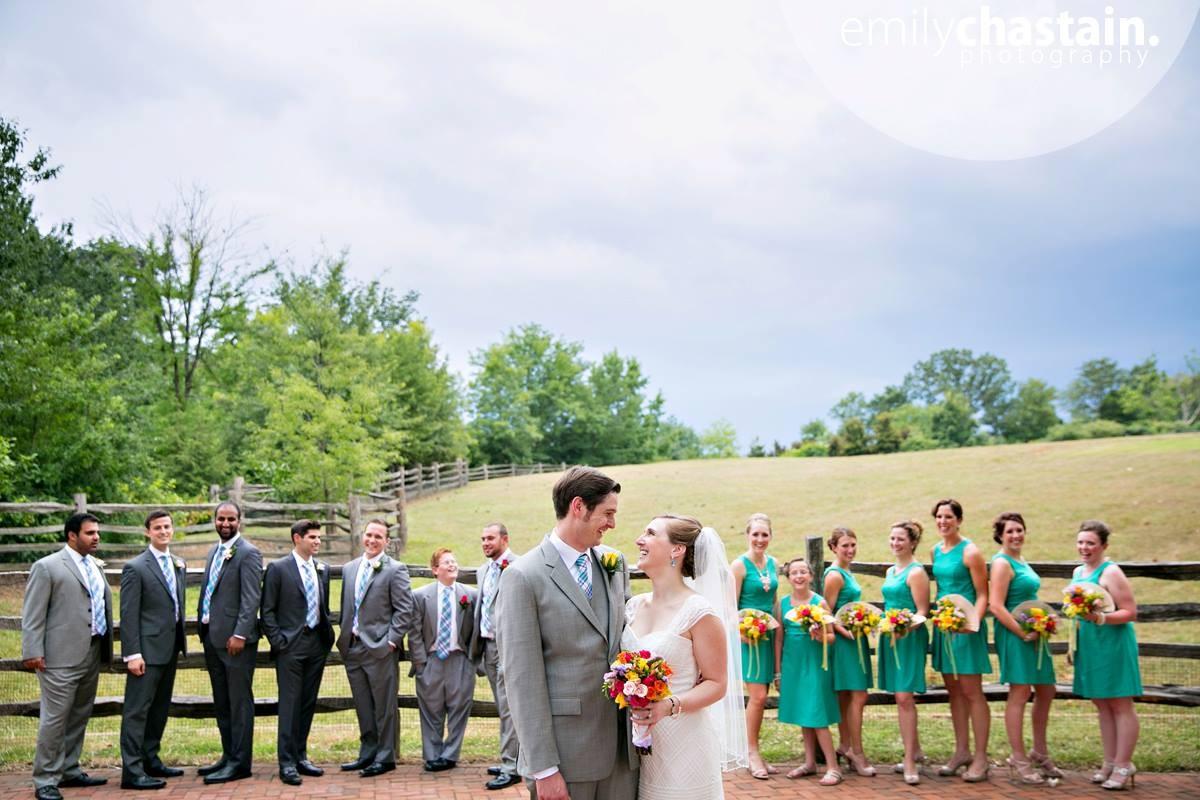 Weddings at the Mount Vernon Inn Restaurant · George