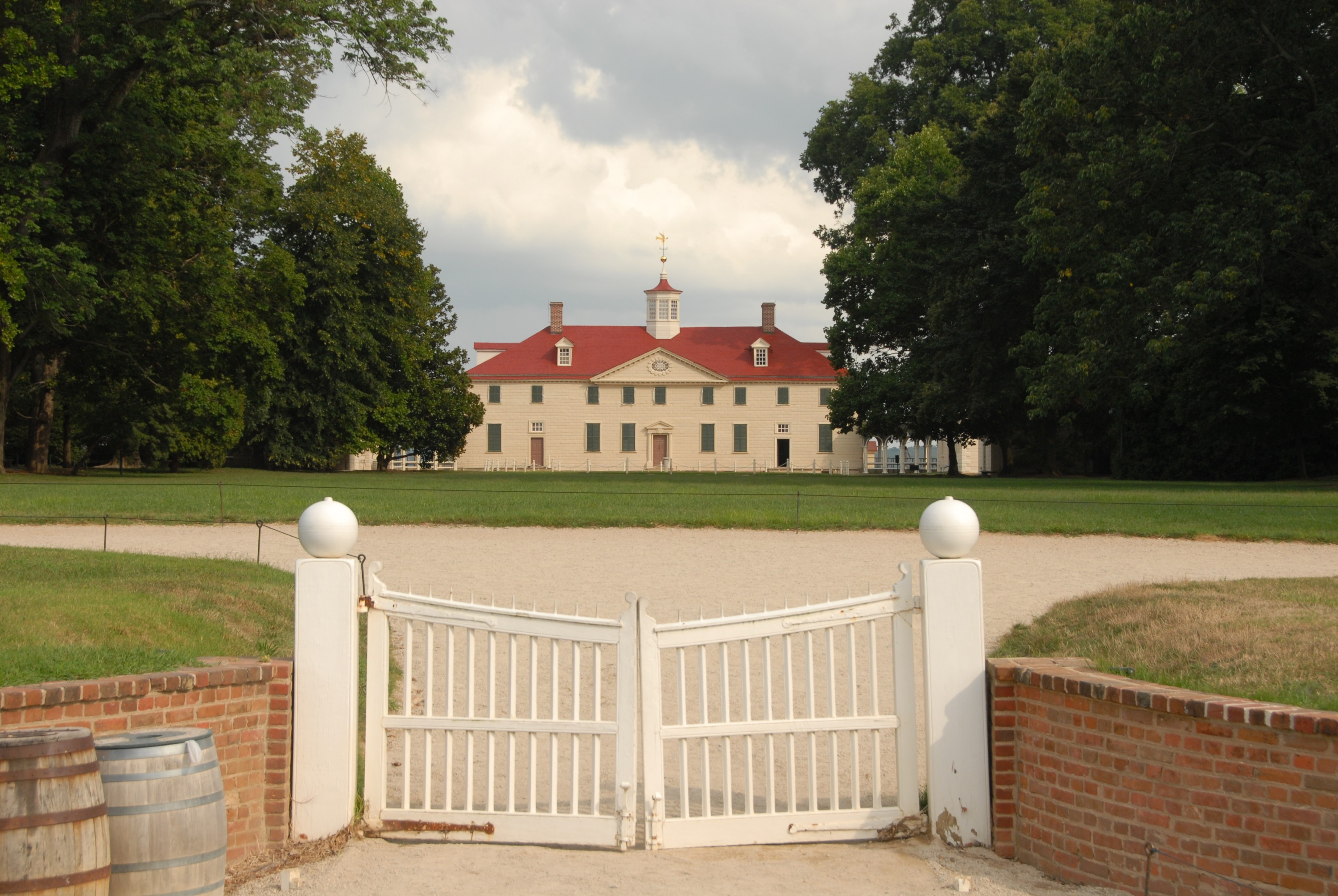Donations made by the public have helped keep Mount Vernon in pristine condition for more than 150 years