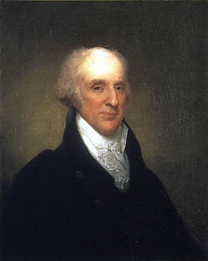 John Armstrong Jr., by Rembrandt Peale, ca. 1808. Courtesy National Parks Service.