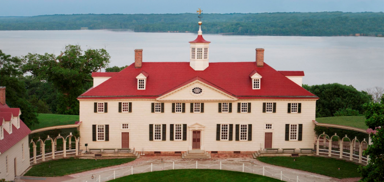 ten facts about the mansion george washington s mount vernon