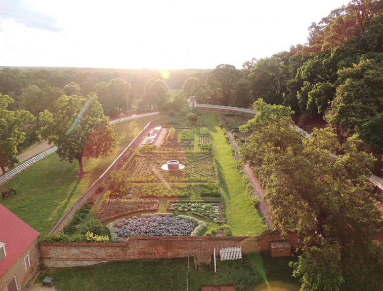 Ten Facts About the Gardens at Mount Vernon · George Washington's