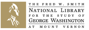 Fred W. Smith National Library for the Study of George Washington logo