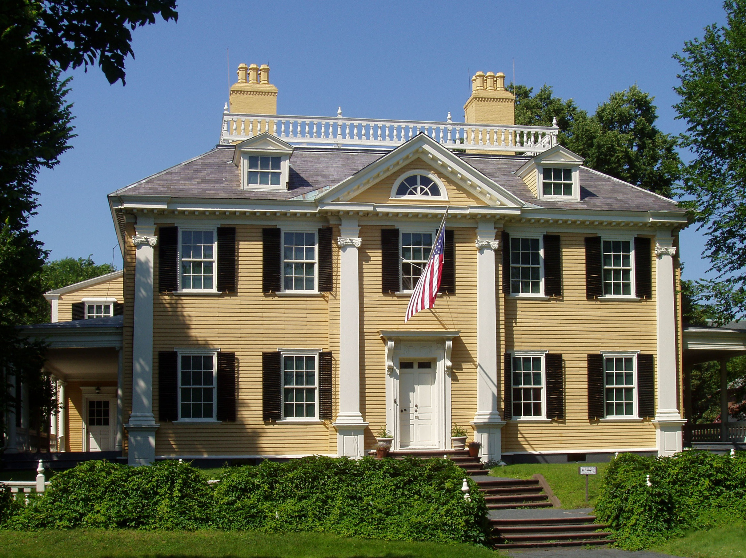 Longfellow House – Washington's Headquarters National Historic Site