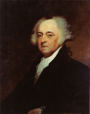 John Adams by Gilbert Stuart (National Gallery of Art)