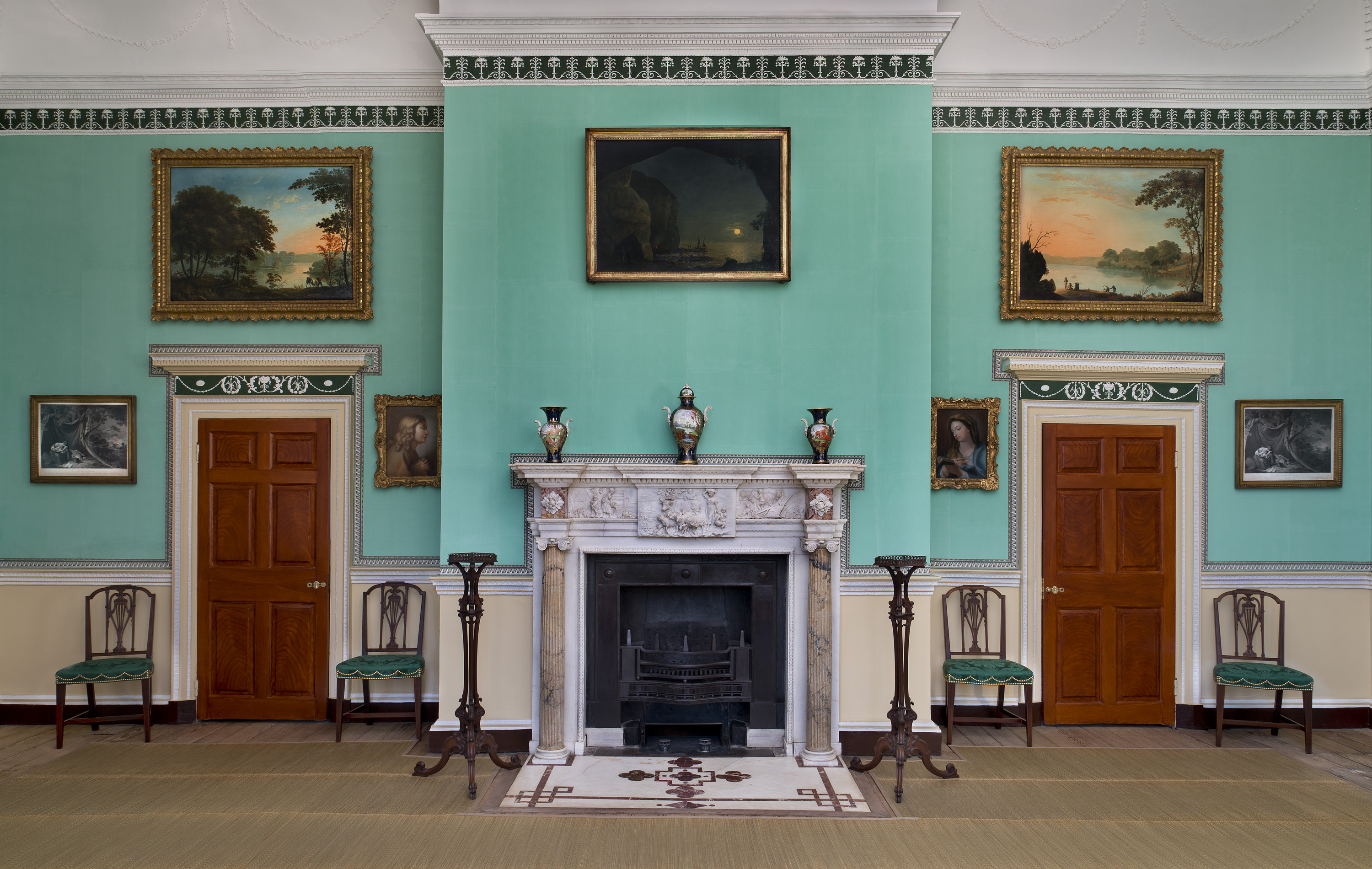 See the New Room in the Mansion on your tour (Gavin Ashworth)