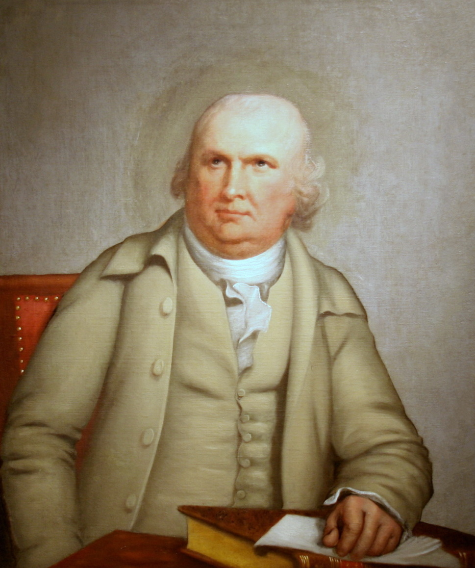 Robert Morris. Courtesy, Wikimedia Commons.