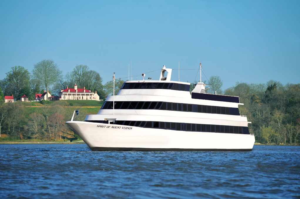 Experience George Washington's Mount Vernon from a different perspective during this 45-minute narrated sightseeing excursion on the Potomac River