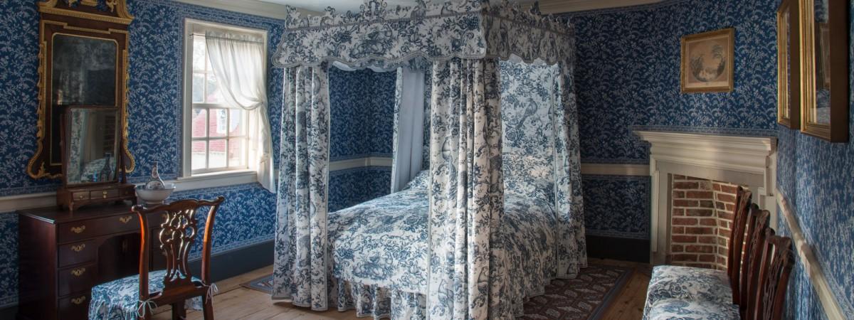 The Blue Room · George Washington\'s Mount Vernon