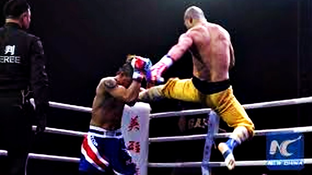 Kung Fu Monk vs MMA Fighters (Do Not Mess With Kung Fu