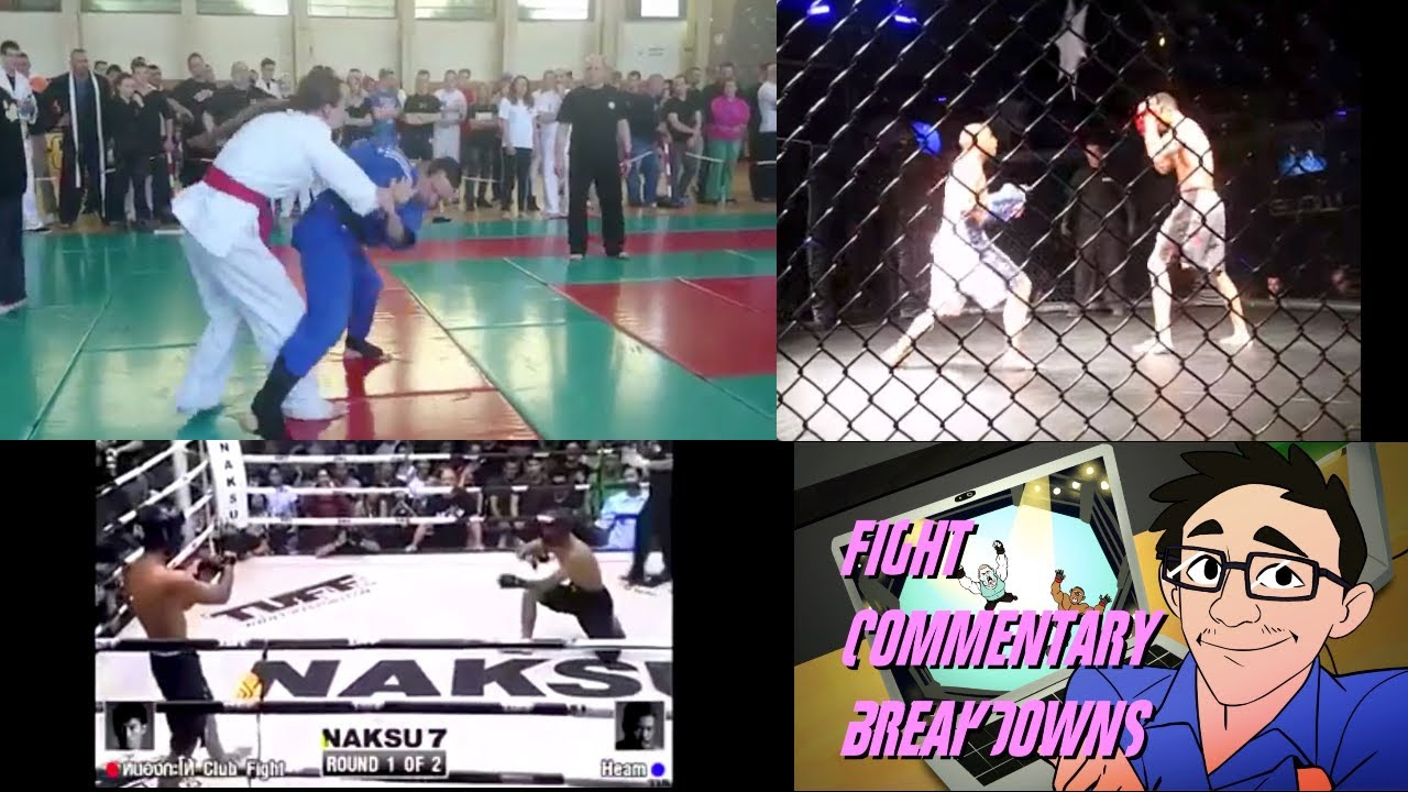 Three Very Great Style vs Style Matches ft. Silat, Karate ...