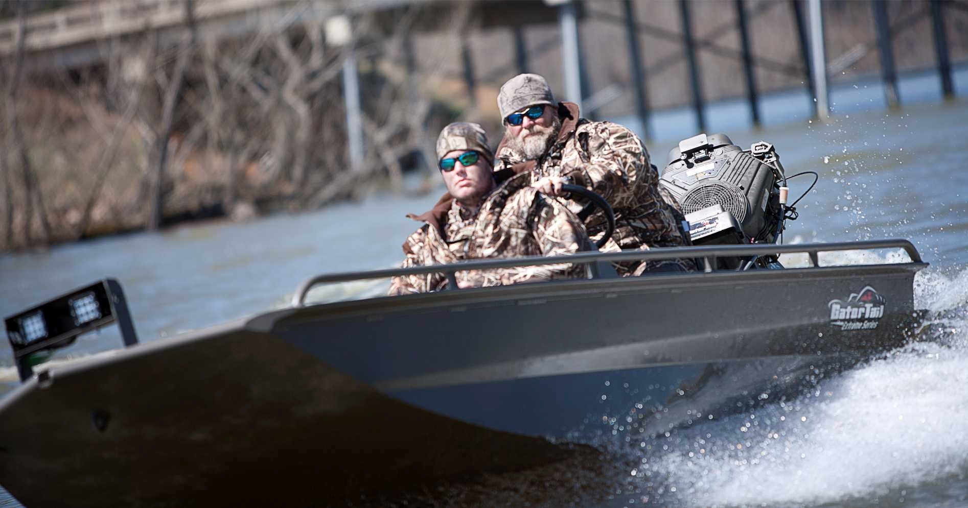Duck Boats Waterfowl Boats Mud Motors And Outdoor Gear