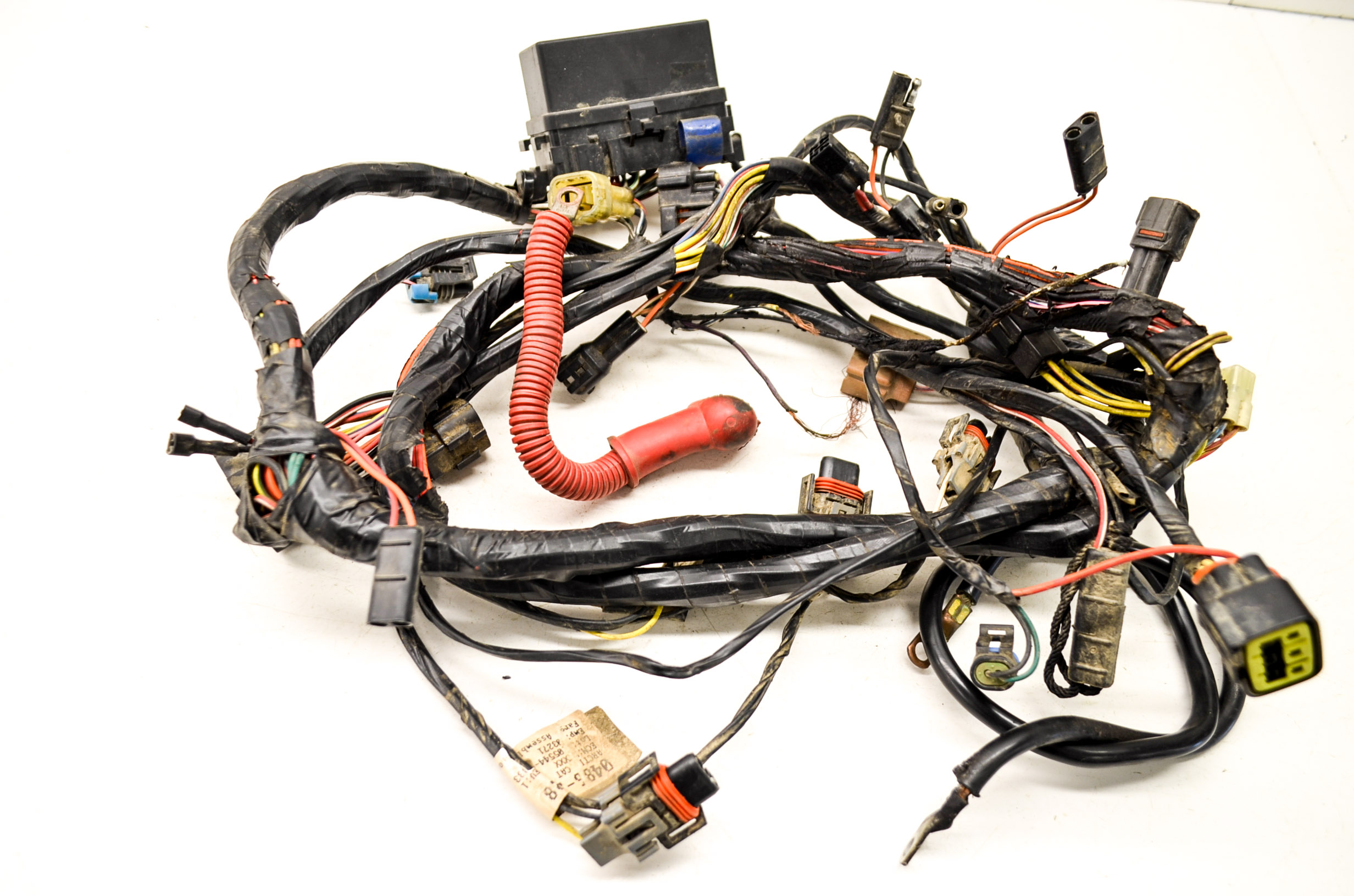 07 Arctic Cat 650 4x4 Tbx H1 Wire Harness Electrical Wiring